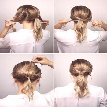 Tutorial: The simplest bubble comb in the world (NUDE - Colorful Hair Diy Tutorial: The simplest bu